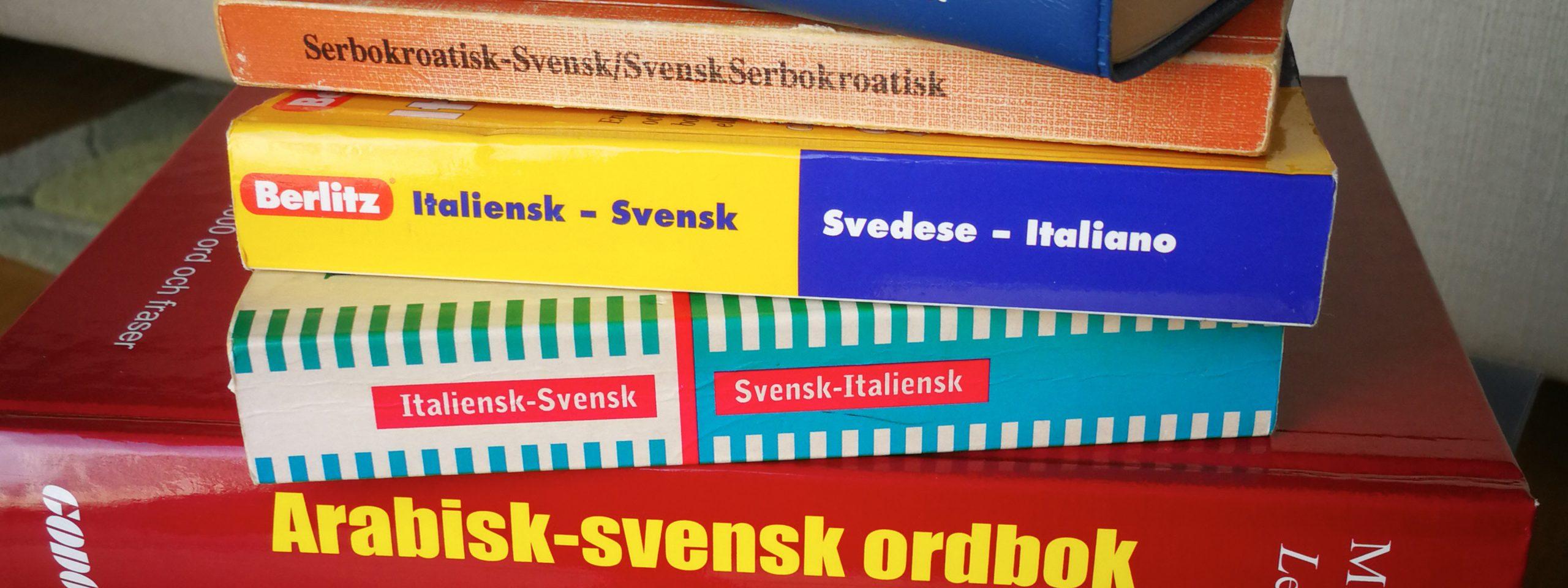 tools to Swedish